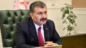 Sağlık Bakanı Koca: COVID-19 aşısı için sözleşme imzalandı