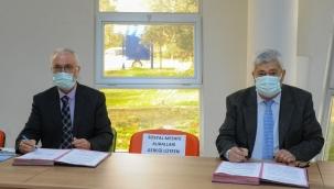 Aydın Adnan Menderes Üniversitesi ile Kent A.Ş arasında iş birliği protokolü imzalandı