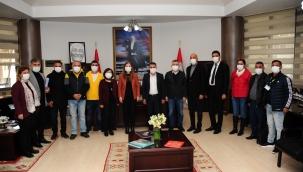 Balçova'da asgari ücret Bayramı