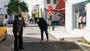 """Bodrum Belediye Başkanı Aras: """" Dere Sokak Su Taşkınlarından Kurtulacak"""""""