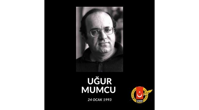 İGC: Uğur Mumcu'yu Saygı ve Özlemle Anıyoruz