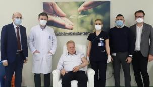 İstanbul Okan Üniversitesi Hastanesi'nde CoronaVac Aşılaması Başladı!