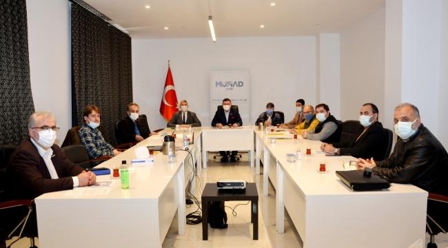 İzmir'deki STK'lar Filistinli Mülteciler İçin Harekete Geçti