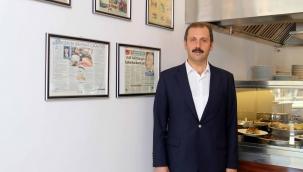 """İzmir Lokantacılar Odası Başkan Adayı Okyay:""""Lokantalar ve restoranlar HES Kodlu açılış istiyor"""""""