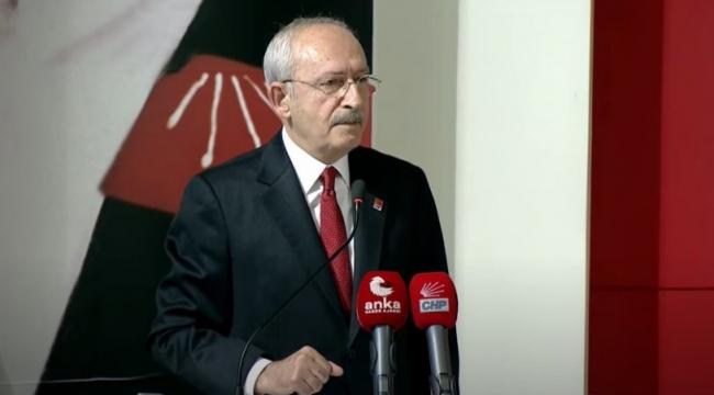 Kılıçdaroğlu'ndan Cumhurbaşkanı Erdoğan'a çağrı: Bu sorun böyle çözülür diyorsan oturup konuşalım
