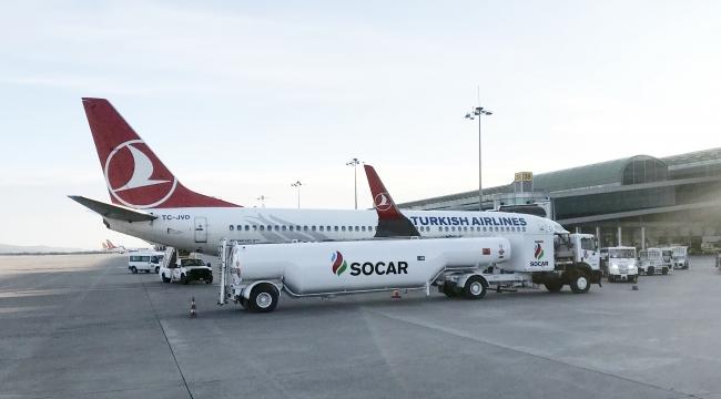 SOCAR AVIATION, Adnan Menderes Havalimanı'nda yakıt teminini kendi tesisinden yapmaya başladı