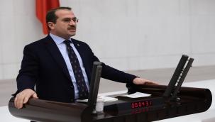 AK Parti İzmir Milletvekili Yaşar Kırkpınar Alt Yapı Sorununa Vurgu Yaptı