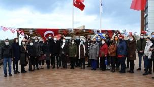 Atatürk'ün Kuşadası'na Gelişinin Yıl Dönümü Kutlandı