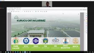 Avrupa ve Türkiye'nin en büyük Yeşil OSB'si Dikili'de kuruluyor