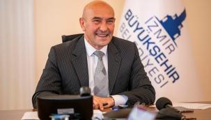 """Başkan Soyer turistlere güvence verdi """"İzmir güvenilir ve temiz bir şehirdir"""""""
