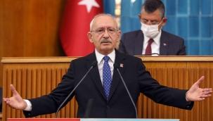 CHP Lideri Kılıçdaroğlu'ndan Açıklama
