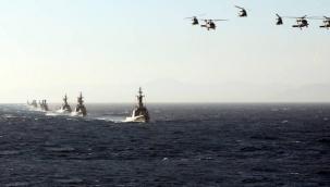 Ege ve Akdeniz'de büyük tatbikat: 87 gemi ve 27 uçak yer alacak