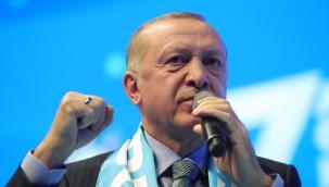 """Erdoğan; """"Ülkemize, milletimize ve İstanbul'a hizmet davamızdan asla vazgeçmedik"""""""