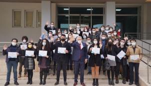 EÜ'den 117 öğrenci ve öğretim elemanı TÜBİTAK programlarından destek almaya hak kazandı