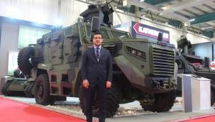 Katmerciler'den Tek Kalemde 40 Milyon Euro'luk Zırhlı İhracatı