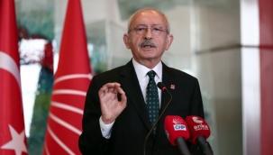 """Kılıçdaroğlu, """"Ben 5 tane soru sordum. Niye bu kadar alındılar?"""