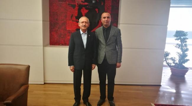 Kılıçdaroğlu'na yeni danışmanı