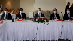 Kuşadası Turizm Koordinasyon Toplantısına Ev Sahipliği Yaptı
