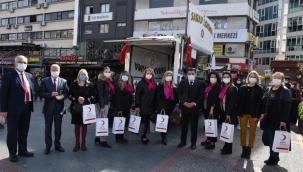 8 Mart'ta Karşıyakalı İş Kadınlarından Şehitler İçin Lokma