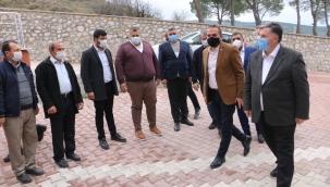 AK Parti izmir Milletvekili Yaşar Kırkpınar'dan Kınık ve Bergama Çıkarması