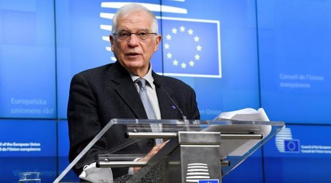 Borrell: Türkiye ile karşılıklı çıkarlar çerçevesinde çalışacağız