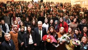 """EÜ'de """"Öğrenci Senatosu"""" kuruldu"""
