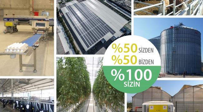 Kırsal Kalkınma Yatırımlarının %50'si Tarım ve Orman Bakanlığından