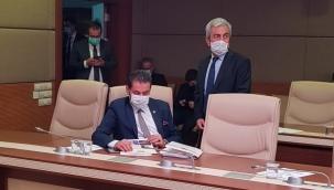 MHP'li Kalyoncu,Su Sorunu ve İklim Değişikliği Milli Güvenlik Meselesi