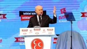 MHP lideri Bahçeli A takımını belirleyecek