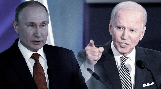 Putin görüşmeye hazır, Biden pişman değil