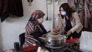 Tire Belediyesi Kadınların Gününü Kutladı