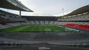 Türkiye-Letonya maçına seyirci alınmayacak