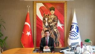 Bodrum Belediye Başkanı Ahmet Aras'tan 23 Nisan Mesajı