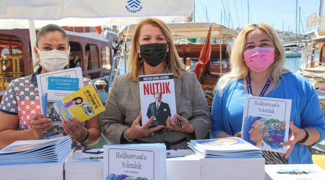 Bodrum Belediyesi'nden Çocuklara Kitap