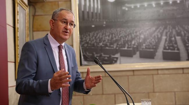 """CHP'nin gazeteci kökenli Milletvekili Atila Sertel:""""Gazetecilikle ilgisi olmayanlar gazeteciliğin tanımını yapamaz"""""""