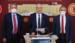 CHP'nin sendikacı Milletvekilleri Kısa Çalışma Ödeneğinin süresinin uzatılmasını istedi