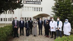 Çukurova Üniversitesi Tarafından NATO'ya, Radyolojik Terörizm Saldırısına Karşı Dozimetre Geliştirdi