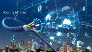 """Dünyada 2025 yılına kadar """"akıllı şehir"""" altyapısına 326 milyar dolar yatırım yapılacak"""