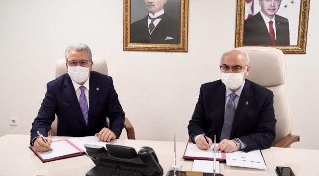Ege Üniversitesi ile AFAD arasında iş birliği protokolü imzalandı