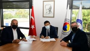 Gumbel Groupile Bodrum Ticaret Odası Arasında Yenilenebilir Enerji İş Birliği Protokolü İmzalandı