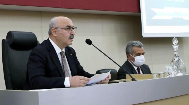 İl Koordinasyon Kurulu, Vali Yavuz Selim Köşger Başkanlığında Toplandı