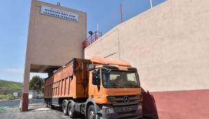 Katı Atık Transfer Merkezi hizmete başladı