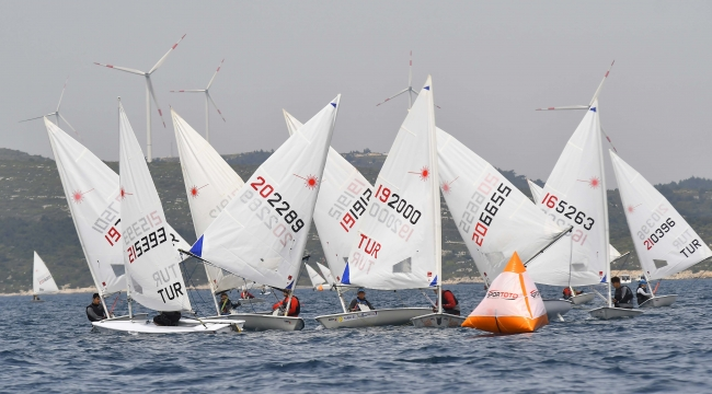 TYF 2021 Milli Takım Seçme Yarışları heyecanı Urla'da yaşanacak