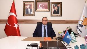 AK Parti Gaziemir İlçe Başkanı Serdar Muçay'dan 2 yıl değerlendirmesi