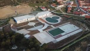 Başkan Doğruer AQUA Park Projesi Çalışmalarını İnceledi