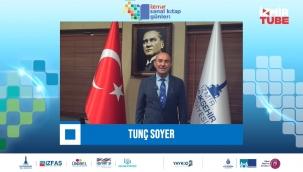 Başkan Soyer İzmir Sanal Kitap Günleri'nin açılışında konuştu: Bu coğrafyayı kültür sanat üretim merkezi yapacağız