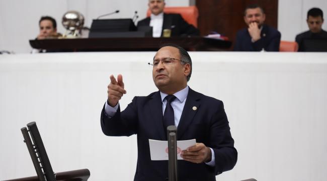 CHP'li Purçu ,MSB Bakanı Hulusi Akar'a Roman Kökenli Askerin Şüpheli Ölümünü Sordu