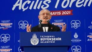 """Kılıçdaroğlu'ndan İmamoğlu'na : """"İnandığın yolda Devam Et; Soruşturmalar Vız Gelir Tırıs Gider"""""""