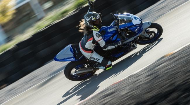 Yamaha R25 Kadınlar Kupası İzmir'de Düzenleniyor
