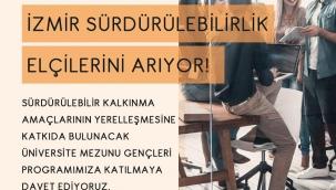AB-Türkiye Sürdürülebilirlik Elçisi olmaları için gençlere davet